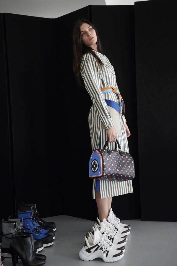 Louis Vuitton collezione Cruise 2021