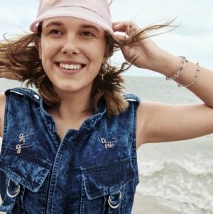 Millie Bobby Brown Pandora Me: i nuovi gioielli in edizione limitata