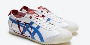 Onitsuka Tiger x Valentino: le sneakers in limited edition per l'autunno inverno 2020