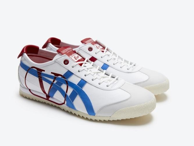 Onitsuka Tiger x Valentino: le sneakers in limited edition per l'autunno inverno 2020
