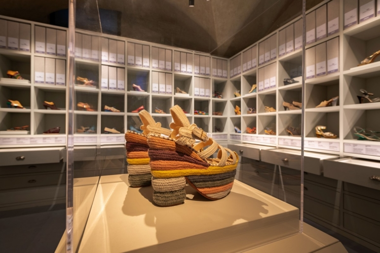 Salvatore Ferragamo Virtual Tour
