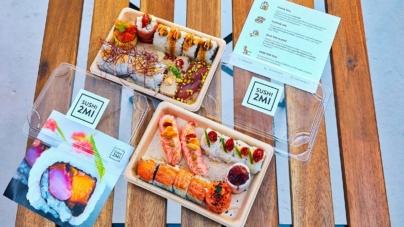 Sushi 2MI delivery Milano: la nuova dark kitchen di sushi italiano