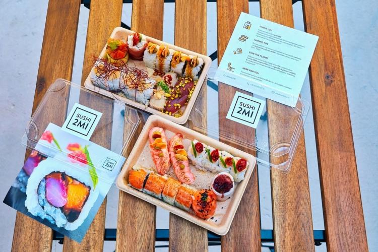 Sushi 2MI delivery Milano