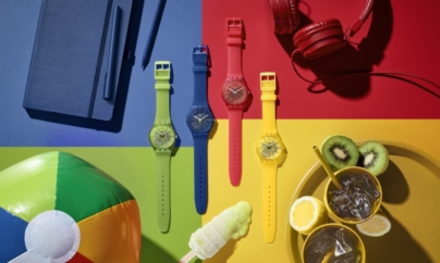 Swatch orologi Essentials estate 2020: un concentrato di colori vitaminici!
