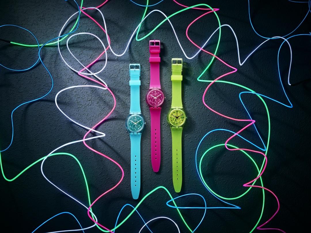 Swatch orologi Essentials estate 2020