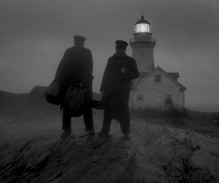 The Lighthouse Robert Pattinson