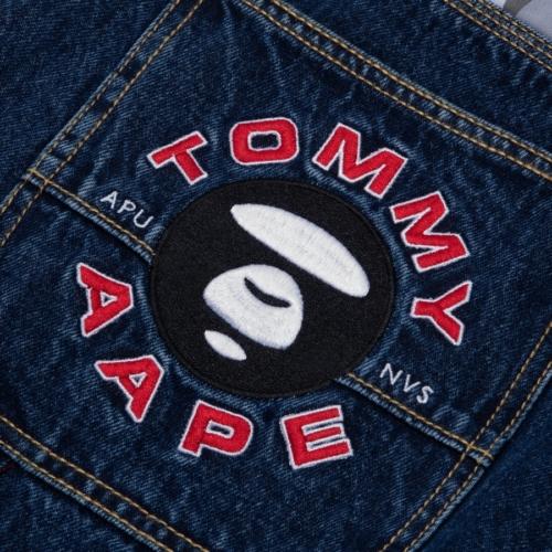 Tommy Hilfiger AAPE 2020: la capsule Tommy Jeans X AAPE BY *A BATHING APE