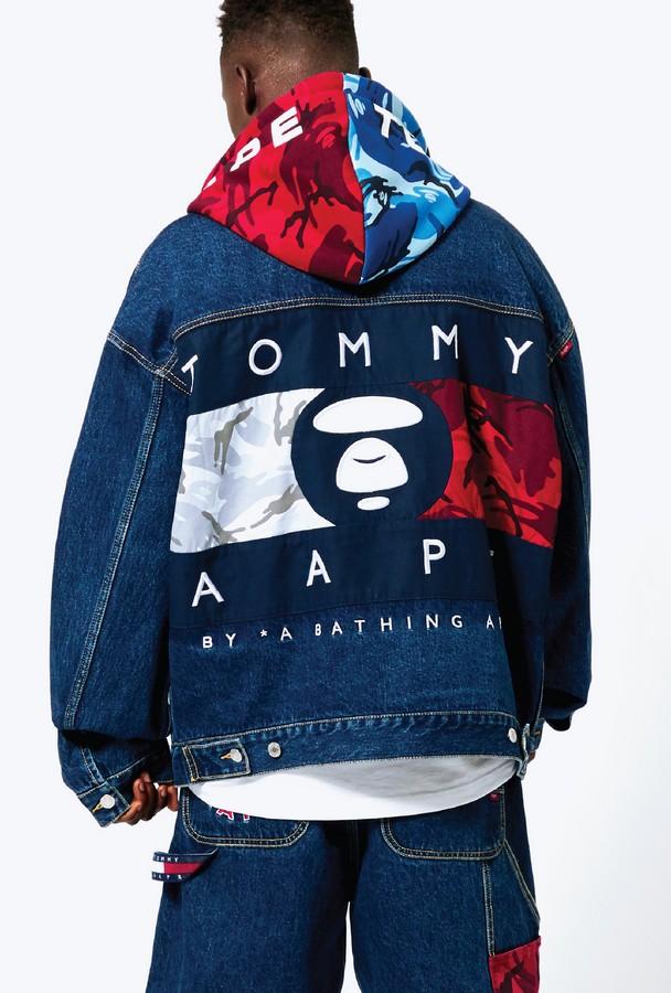 Tommy Hilfiger AAPE 2020