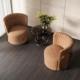 Trussardi Casa collezione 2020: la nuova poltroncina Oval e tutte le novità