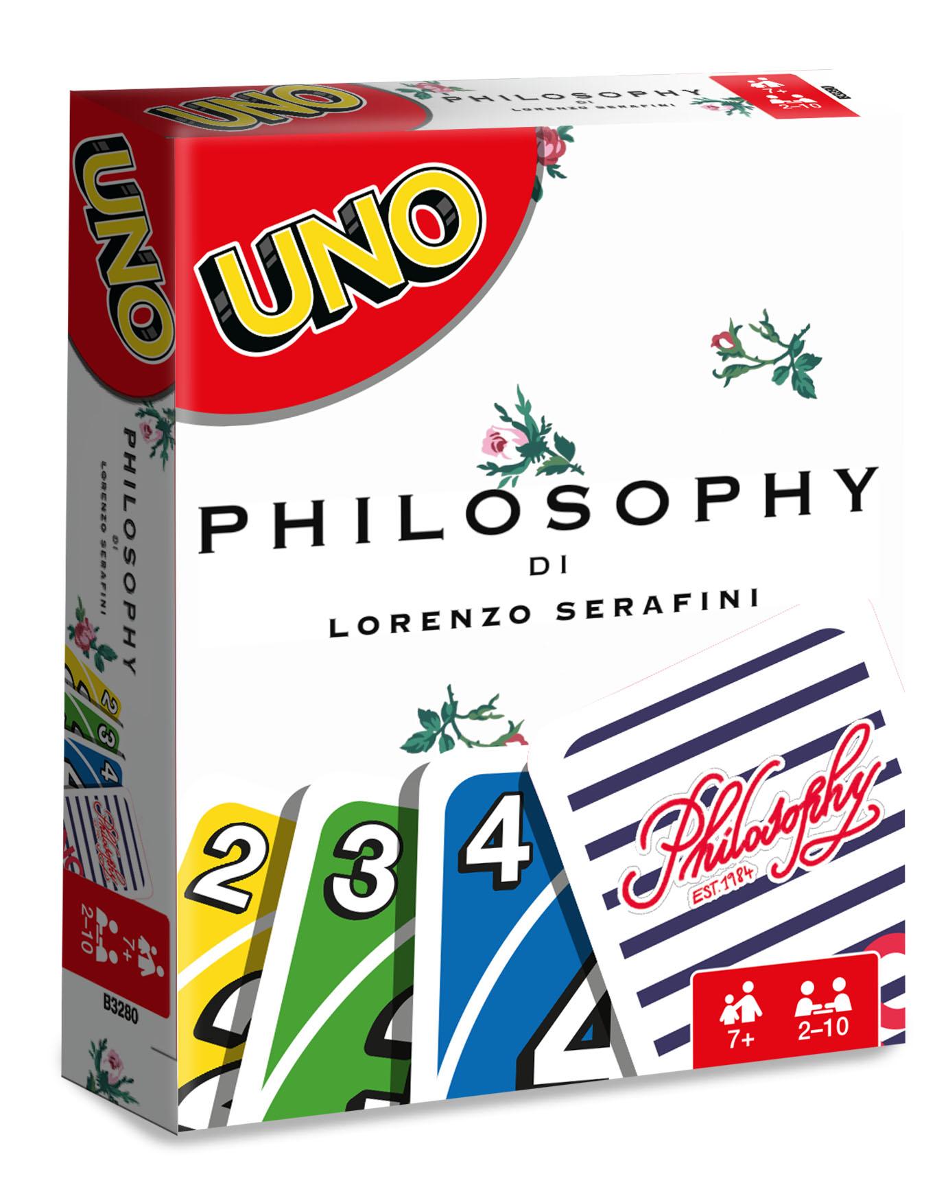 Uno Mattel Philosophy di Lorenzo Serafini