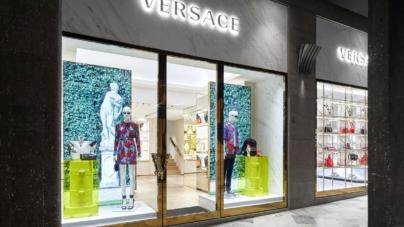Versace Bologna Galleria Cavour: la nuova boutique