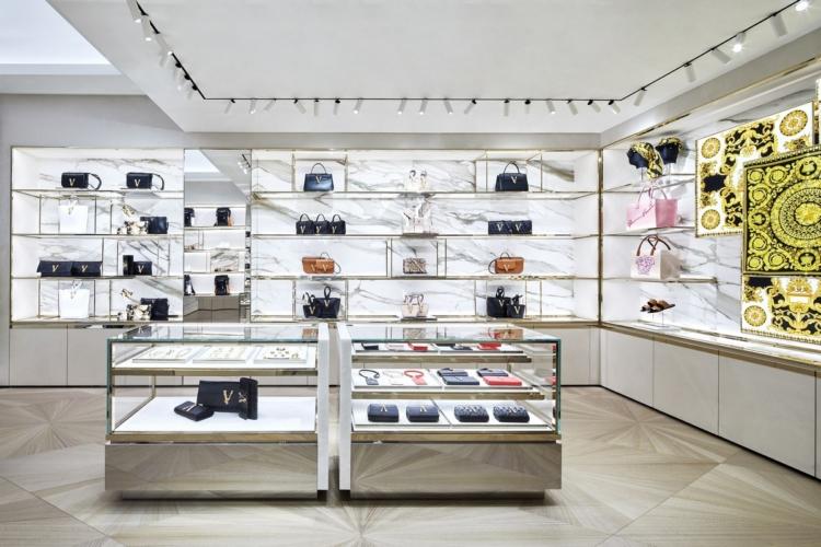 Versace Bologna Galleria Cavour