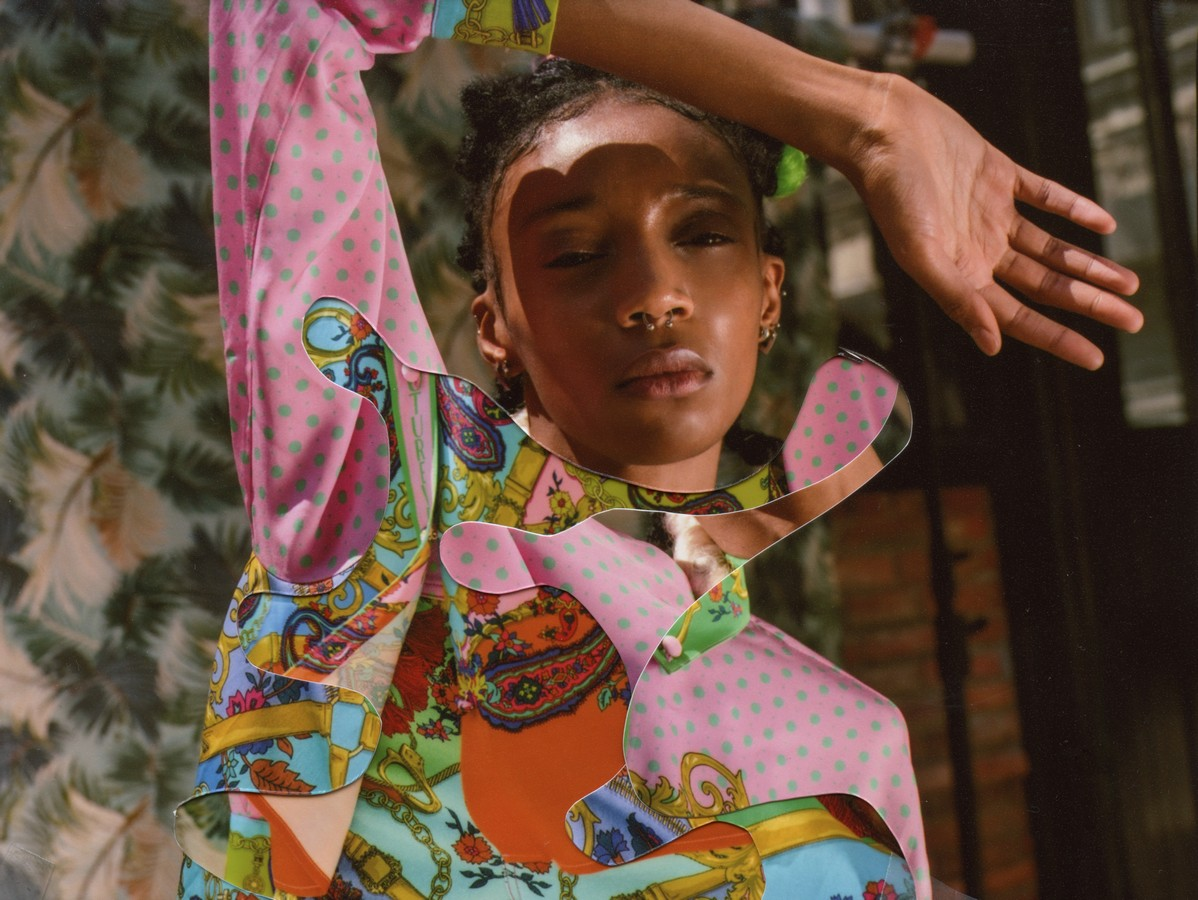 Versace Jeans Couture autunno inverno 2020