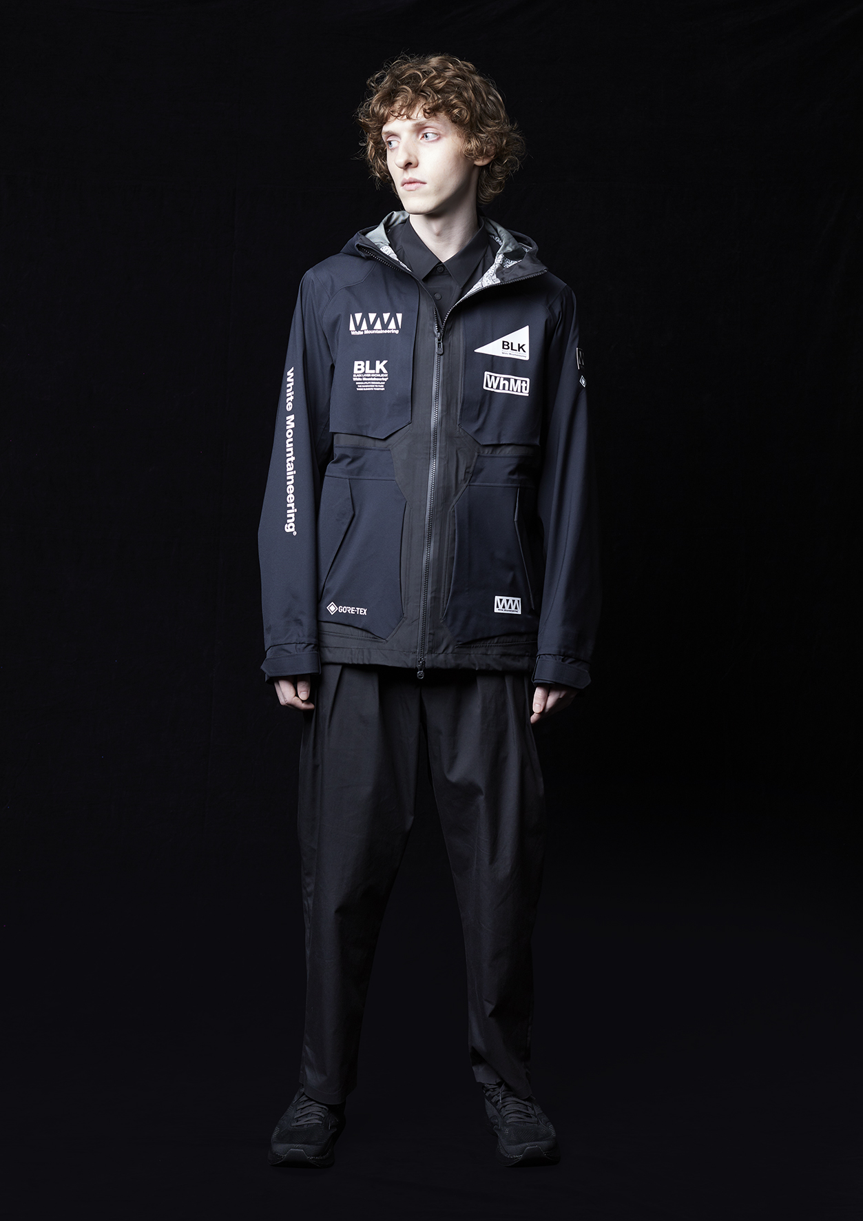 White Mountaineering Uomo primavera estate 2021