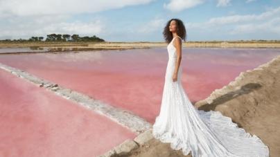 Atelier Emé Sposa 2021: la campagna Pink Dream