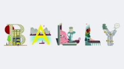 Bally Alfabeto A-Z: la serie grafica che racconta i codici e il DNA del marchio di lusso