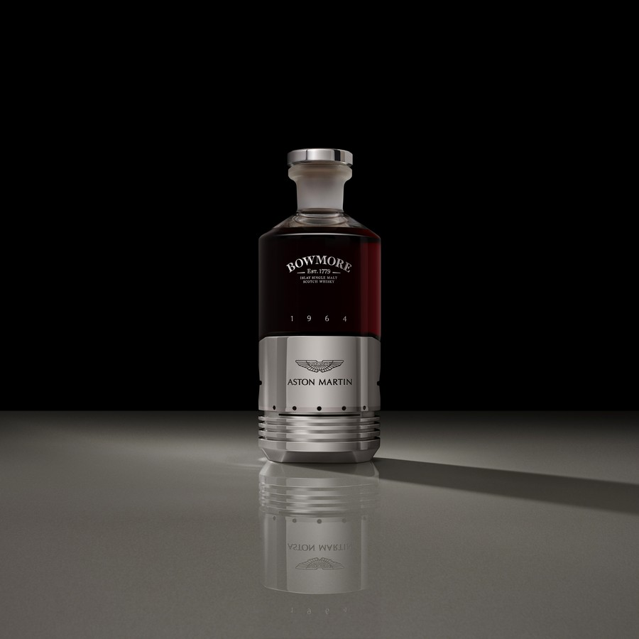 Black Bowmore DB5 1964 Whisky