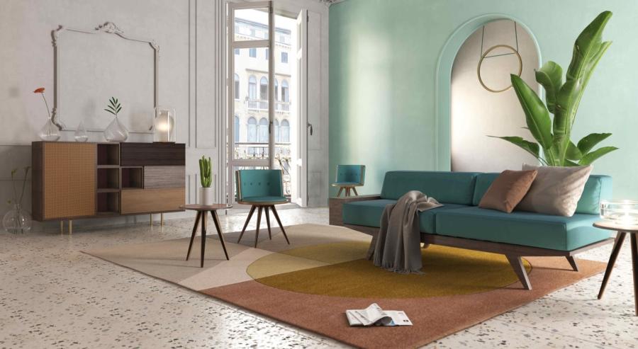 Come arredare una casa moderna: le proposte arredo sofisticate e versatili di Morelato