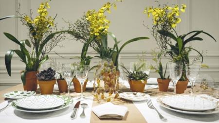 Dior Maison Cannage Provence: la nuova collezione per una raffinata tavola estiva