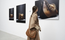 Gianni Chiarini campagna autunno inverno 2020: l'ideale Art Gallery