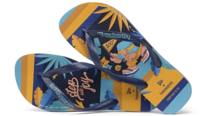 "Havaianas New Era capsule 2020: la collezione ""Step into Joy"""