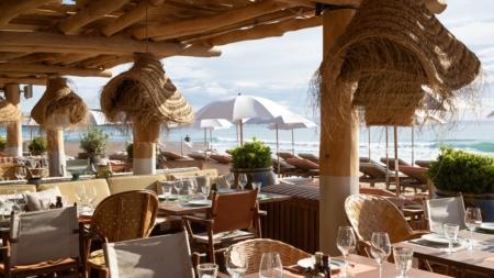 La Reserve a la Plage Pampelonne: la spiaggia di design by Philippe Starck