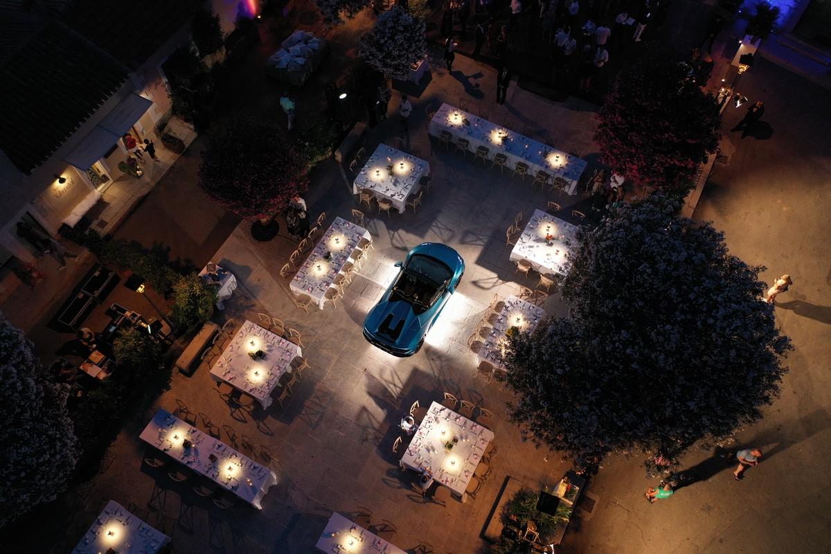 Lamborghini Lounge Porto Cervo