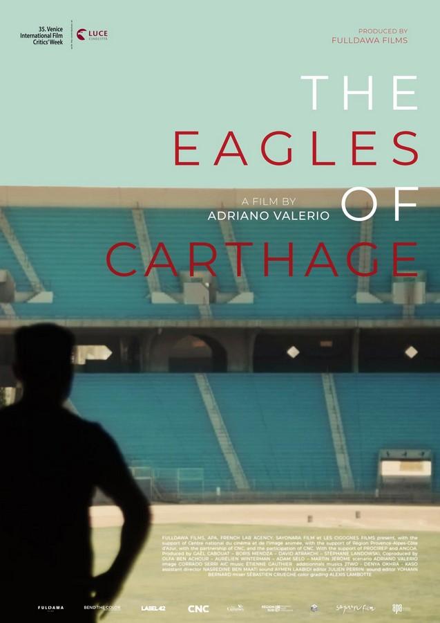 Les aigles de Carthage Venezia 2020