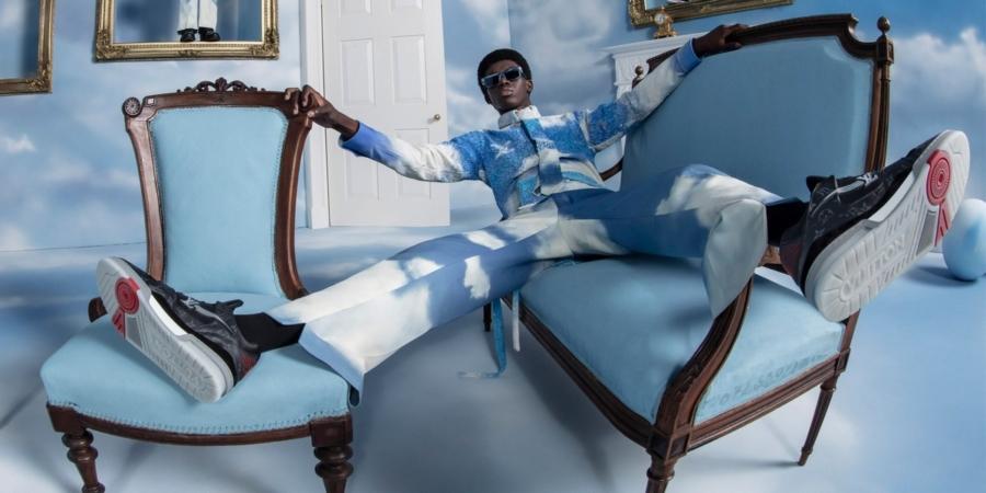 Louis Vuitton Uomo campagna autunno 2020: le nuvole come simbolo di libertà, unità e pace