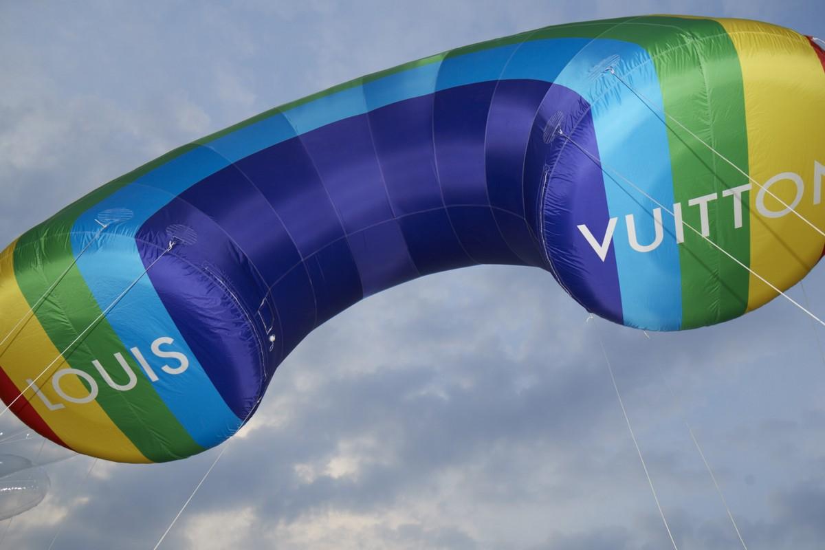 Louis Vuitton Uomo sfilata primavera estate 2021