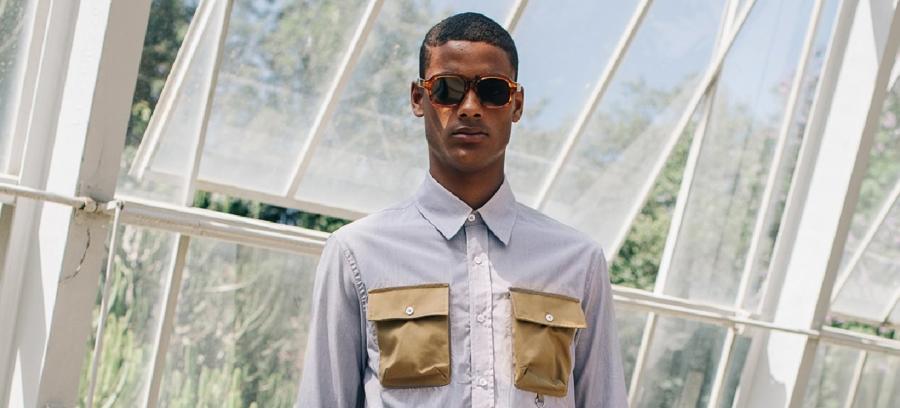 Moda Uomo primavera estate 2021: il safari urban di David Catalan