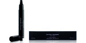 Narciso Rodriguez for her perfumed pen: le nuove penne profumate