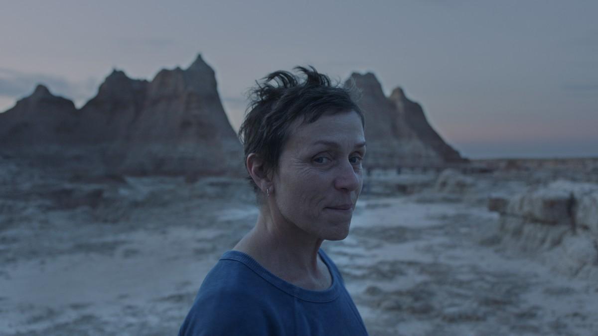Nomadland Festival Cinema Venezia 2020