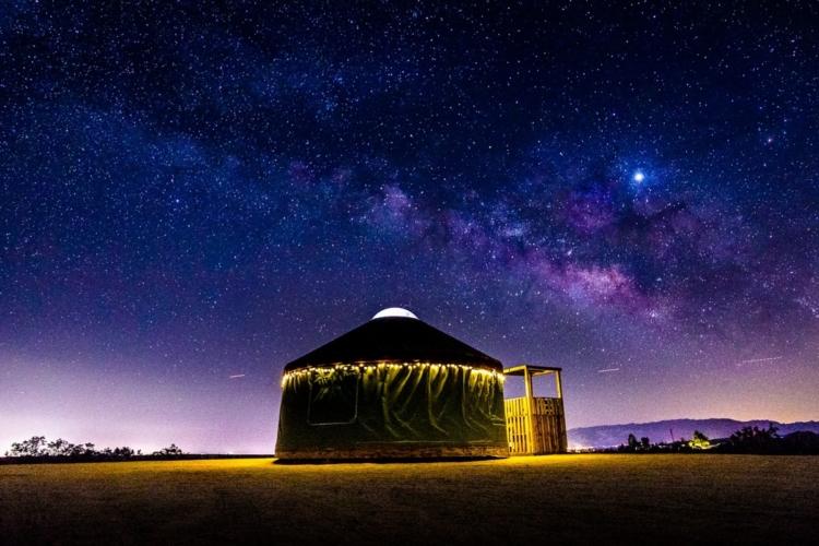 Notte di San Lorenzo 2020: le case più spettacolari per ammirare le stelle candenti