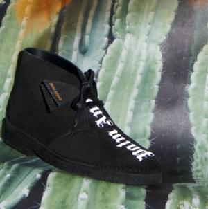 Palm Angels Clarks Originals: la capsule collection in limited edition