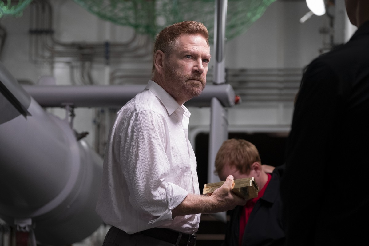 Tenet film Christopher Nolan
