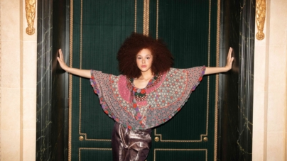 Trend moda autunno 2020: lo stile etnico–chic di Mes Demoiselles Paris