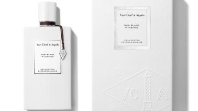 Van Cleef & Arpels profumo Oud Blanc: una incantevole emozione sulla pelle