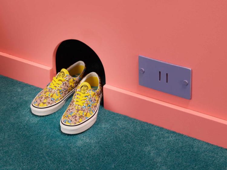 Vans Simpson collezione 2020