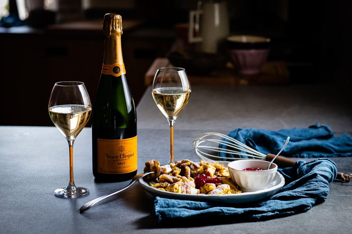 Veuve Clicquot champagne New Makers