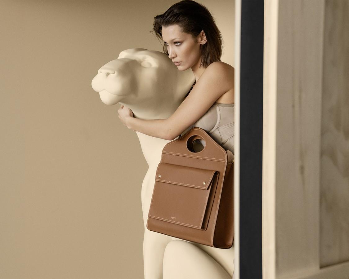 Burberry Pocket Bag Bella Hadid