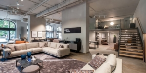 Calligaris flagship store Monaco di Baviera: il nuovo retail concept