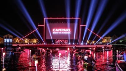 Campari Boat-In Cinema Venezia 2020: Edoardo Leo, Caterina Guzzanti e Claudia Gerini