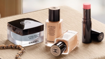 Chanel Les Beiges fondotinta 2020: la campagna con Marine Vacth
