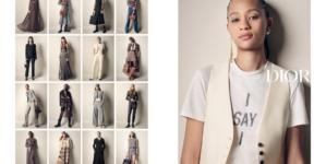 Dior campagna donna autunno inverno 2020: I Say I, l'universo femminile