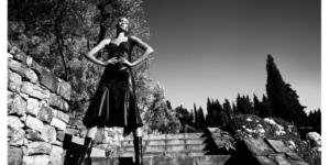 Ermanno Scervino campagna autunno inverno 2020: protagonista Joan Smalls