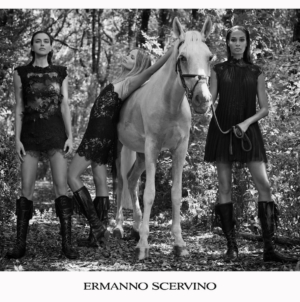 Ermanno Scervino primavera estate 2021: il video con Irina Shayk, Natasha Poly e Joan Smalls