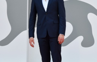 "VENICE, ITALY - SEPTEMBER 10: James Norton walks the red carpet ahead of the movie ""Und Morgen Die Ganze Welt"" (And Tomorrow The Entire World) at the 77th Venice Film Festival on September 10, 2020 in Venice, Italy. (Photo by Stephane Cardinale - Corbis/Corbis via Getty Images)"