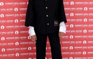 77th Venice Film Festival 2020, Photocall film Guida romantica a posti perduti. Pictured: Andrea Carpenzano