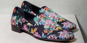 Giuseppe Zanotti primavera estate 2021: i sandali gioiello e la sneaker foulard Ferox
